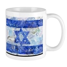 Flag of Israel Mugs