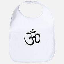 Yoga Ohm, Om Symbol, Namaste Bib