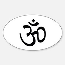 Yoga Ohm, Om Symbol, Namaste Decal