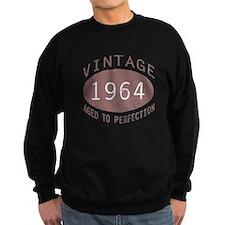 1964 Vintage Birthday (red) Sweatshirt