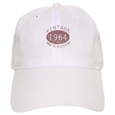 1964 Vintage Birthday (red) Baseball Cap