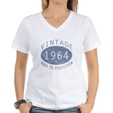 1964 Vintage Birthday (blue) Shirt