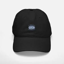 1954 Vintage Birthday (blue) Baseball Hat