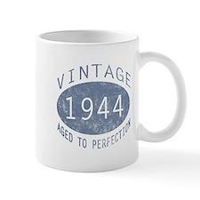 1944 Vintage Birthday (blue) Mug