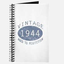 1944 Vintage Birthday (blue) Journal