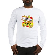 Want You For All Time-Glen Campbell Long Sleeve T-