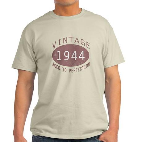 1944 Vintage Birthday (red) Light T-Shirt