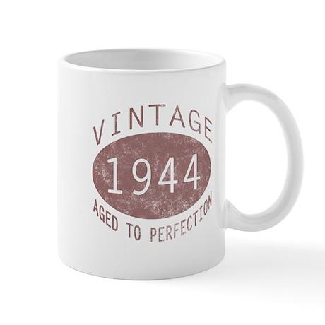1944 Vintage Birthday (red) Mug