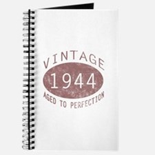 1944 Vintage Birthday (red) Journal