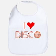I LOVE DISCO T-SHIRT DISCO CL Bib