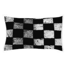 Checkered Flag Pillow Case