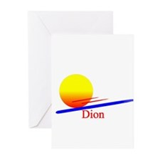 Dion Greeting Cards (Pk of 10)
