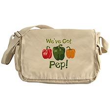 Weve Got Pep! Messenger Bag