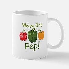 Weve Got Pep! Mugs