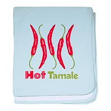 Hot Tamale baby blanket