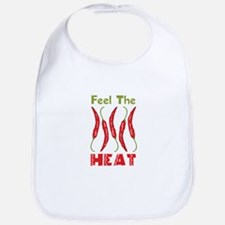Feel The HEAT Bib