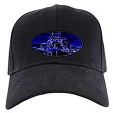 Kart Racer in Blue Baseball Hat