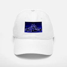 Kart Racer in Blue Baseball Baseball Baseball Cap