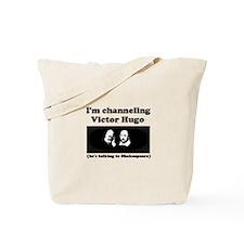 Channeling Hugo Tote Bag