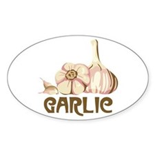 GARLIC Decal