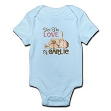 For The LOVE Of GARLIC Body Suit