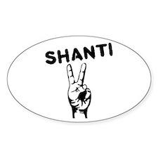 Shanti Decal