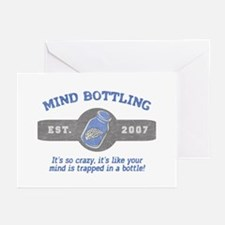 """That's Mind Bottling"" Greeting Cards (Package of"
