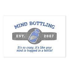 """That's Mind Bottling"" Postcards (Package of 8)"
