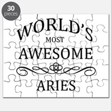 World's Most Awesome Aries Puzzle