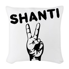 Shanti Woven Throw Pillow