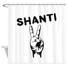 Shanti Shower Curtain