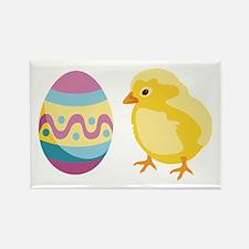 Easter Egg Chick Magnets