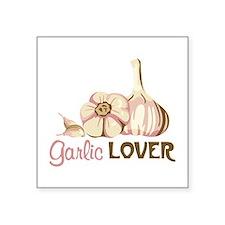 Garlic LOVER Sticker