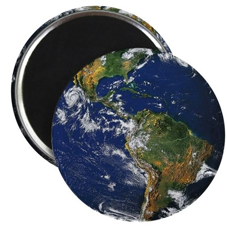 "Gaia 2.25"" Magnet (100 pack)"