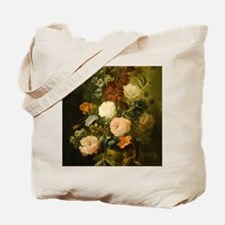 Still Life Painting - Vase of Flowers Tote Bag