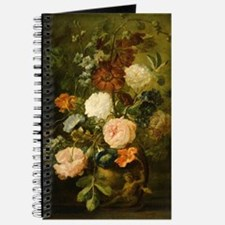 Still Life Painting - Vase of Flowers Journal