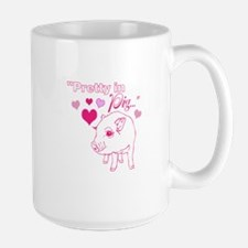 Fun Pretty In Pig Mug