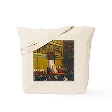 Pope Pius VII in the Sistine Chapel Tote Bag