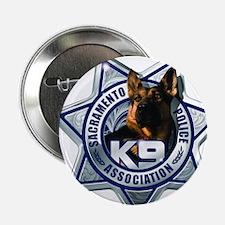 "SPD K9 Logo 2.25"" Button"