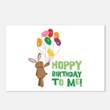Hoppy Birthday To Me! Postcards (Package of 8)