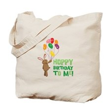 Hoppy Birthday To Me! Tote Bag