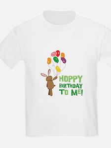 Hoppy Birthday To Me! T-Shirt