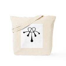 Rrart White Tote Bag