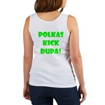 Polka TJ Women's Tank Top