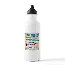 Colitis Awareness Water Bottle