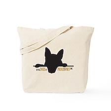 Proud Spirit Sanctuary Dogs Tote Bag