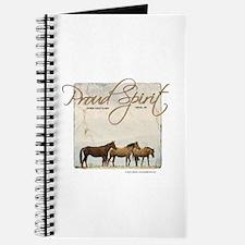 Poud Spirit Sanctuary Mustangs Journal