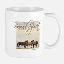 Poud Spirit Sanctuary Mustangs Mug