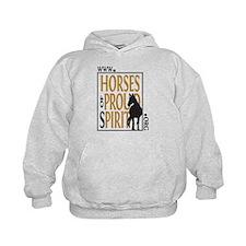 HoPS Tux Silo Hoodie