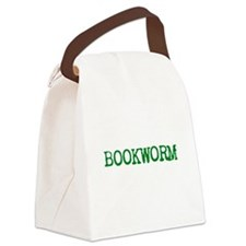 BOOKWORM Canvas Lunch Bag